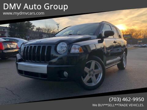 2008 Jeep Compass for sale at DMV Auto Group in Falls Church VA