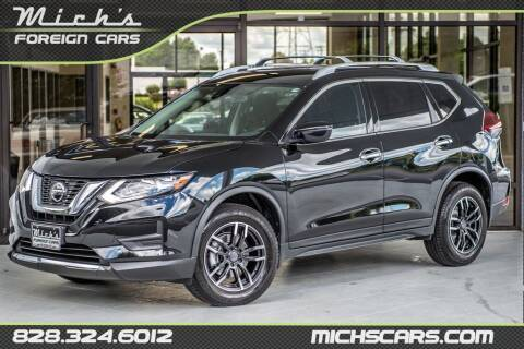 2020 Nissan Rogue for sale at Mich's Foreign Cars in Hickory NC