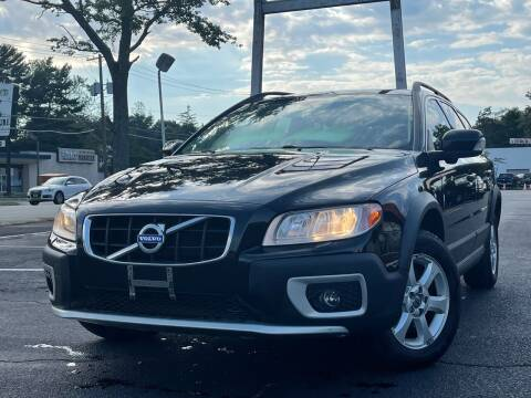2011 Volvo XC70 for sale at MAGIC AUTO SALES in Little Ferry NJ