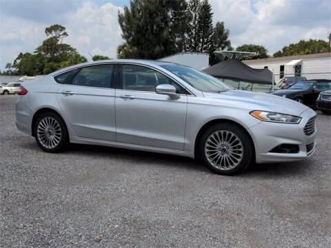 2016 Ford Fusion for sale at Car Spot Of Central Florida in Melbourne FL