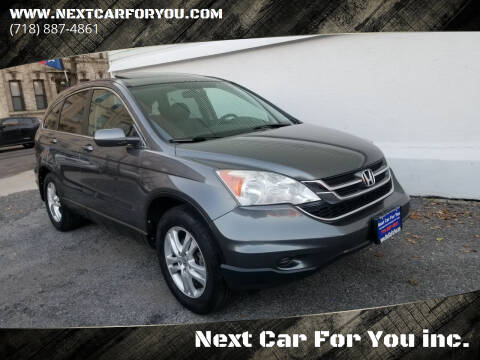 2010 Honda CR-V for sale at Next Car For You inc. in Brooklyn NY