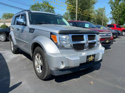 2011 Dodge Nitro for sale at Auto Exchange in The Plains OH
