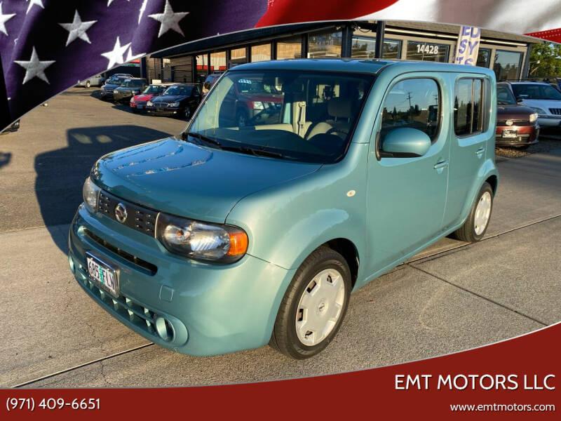 2009 Nissan cube for sale at EMT MOTORS LLC in Portland OR