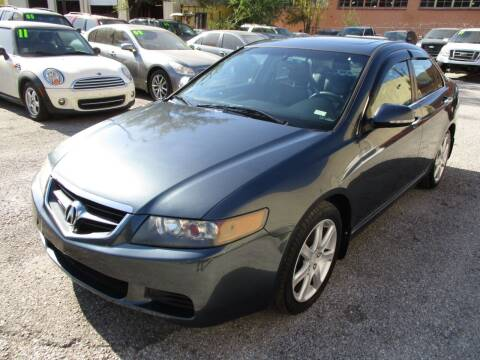 2004 Acura TSX for sale at Ideal Auto in Kansas City KS