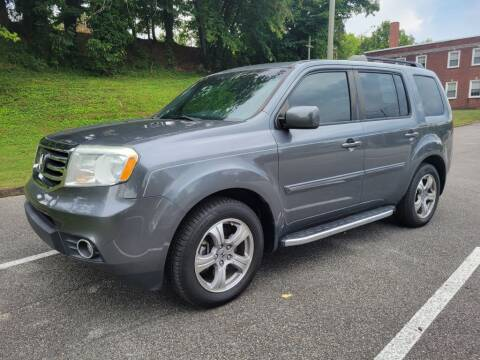 2013 Honda Pilot for sale at Thompson Auto Sales Inc in Knoxville TN