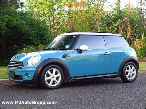 2010 MINI Cooper for sale at M2 Auto Group Llc. EAST BRUNSWICK in East Brunswick NJ
