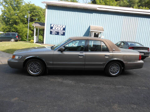 2001 Mercury Grand Marquis for sale at Keiter Kars in Trafford PA