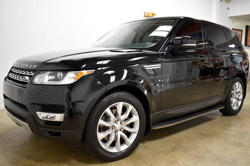 2015 Land Rover Range Rover Sport for sale at Thoroughbred Motors in Wellington FL