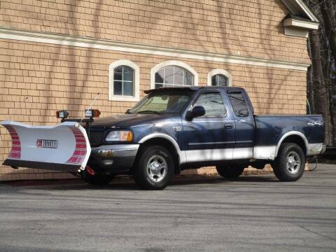 2003 Ford F-150 for sale at Car and Truck Exchange, Inc. in Rowley MA