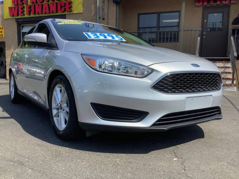 2016 Ford Focus for sale at Active Auto Sales Inc in Philadelphia PA