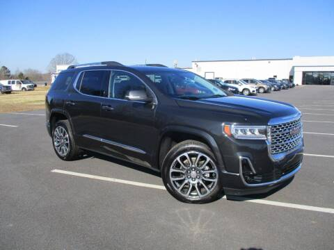 2020 GMC Acadia for sale at Auto Gallery Chevrolet in Commerce GA