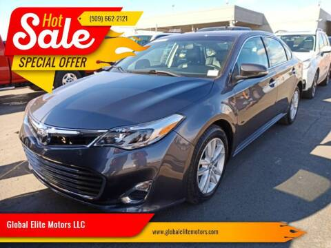 2013 Toyota Avalon for sale at Global Elite Motors LLC in Wenatchee WA