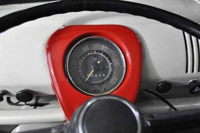 1957 Volkswagen Transporter II Samba - Pompano Beach FL