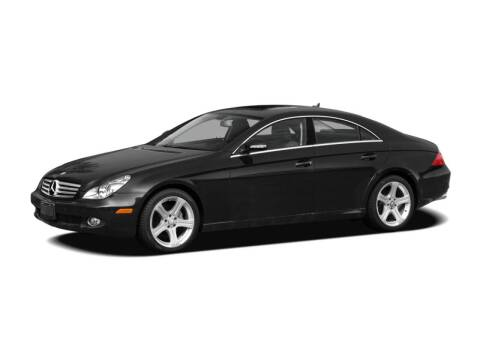 2008 Mercedes-Benz CLS for sale at Michael's Auto Sales Corp in Hollywood FL