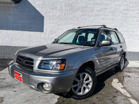2005 Subaru Forester for sale at ALIC MOTORS in Boise ID
