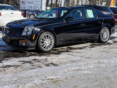 2007 Cadillac CTS for sale at United Auto Service in Leominster MA