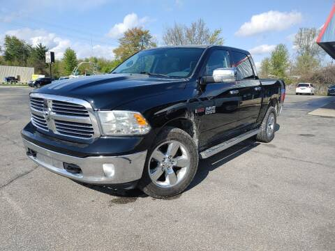 2014 RAM Ram Pickup 1500 for sale at Cruisin' Auto Sales in Madison IN