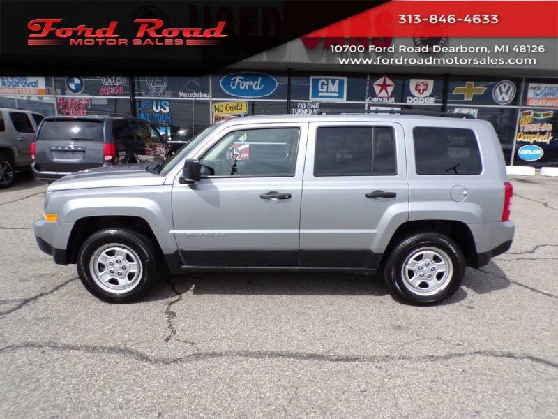 2017 Jeep Patriot for sale at Ford Road Motor Sales in Dearborn MI