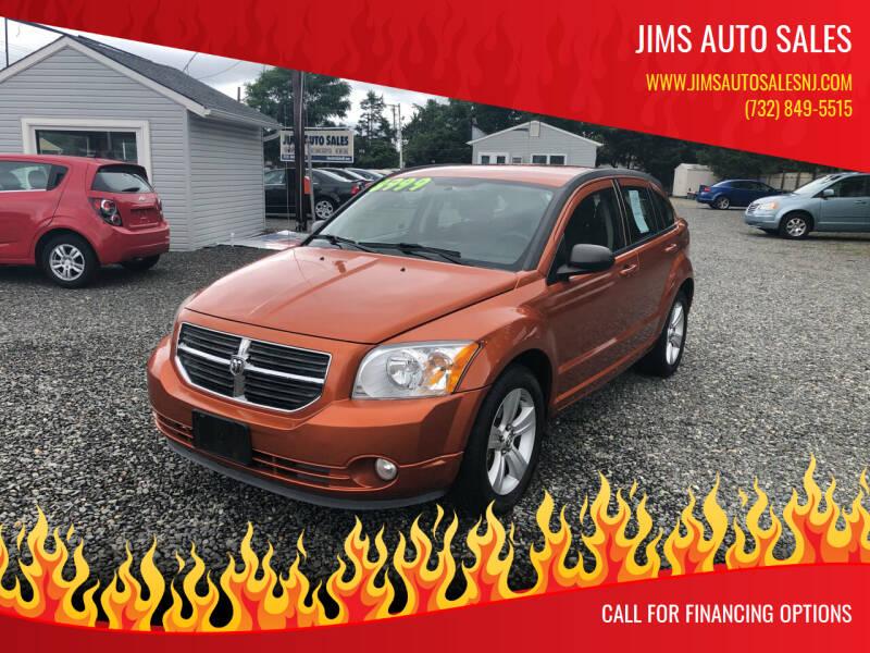 2011 Dodge Caliber for sale at Jims Auto Sales in Lakehurst NJ