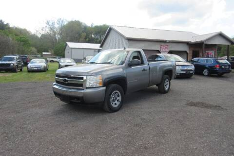 2008 Chevrolet Silverado 1500 for sale at Clearwater Motor Car in Jamestown NY