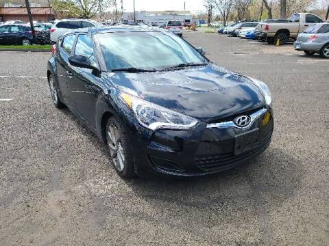 2016 Hyundai Veloster for sale at BETTER BUYS AUTO INC in East Windsor CT