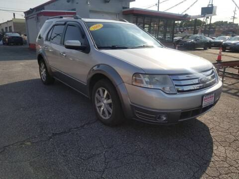 2008 Ford Taurus X for sale at Absolute Motors in Hammond IN