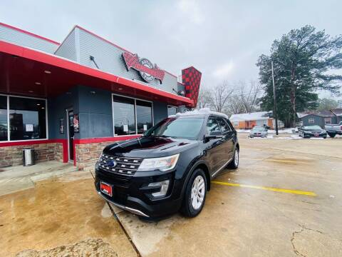 2016 Ford Explorer for sale at Chema's Autos & Tires in Tyler TX