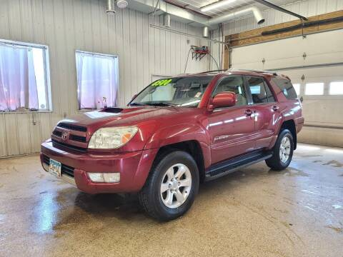 2005 Toyota 4Runner for sale at Sand's Auto Sales in Cambridge MN