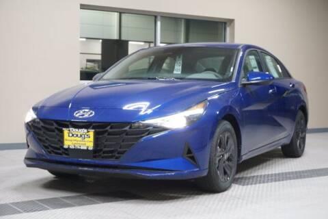 2021 Hyundai Elantra for sale at Jeremy Sells Hyundai in Edmonds WA