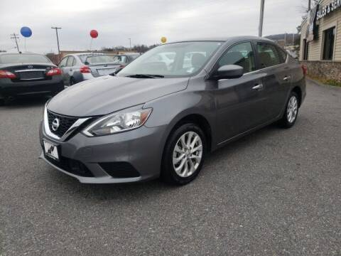 2019 Nissan Sentra for sale at Hi-Lo Auto Sales in Frederick MD