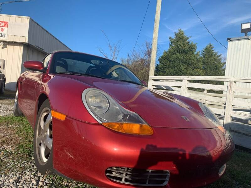 2001 Porsche Boxster for sale at Samet Performance in Louisburg NC