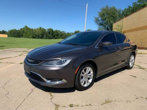 2015 Chrysler 200 for sale at Xtreme Auto Mart LLC in Kansas City MO