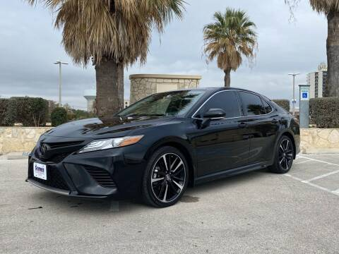 2019 Toyota Camry for sale at Motorcars Group Management - Bud Johnson Motor Co in San Antonio TX