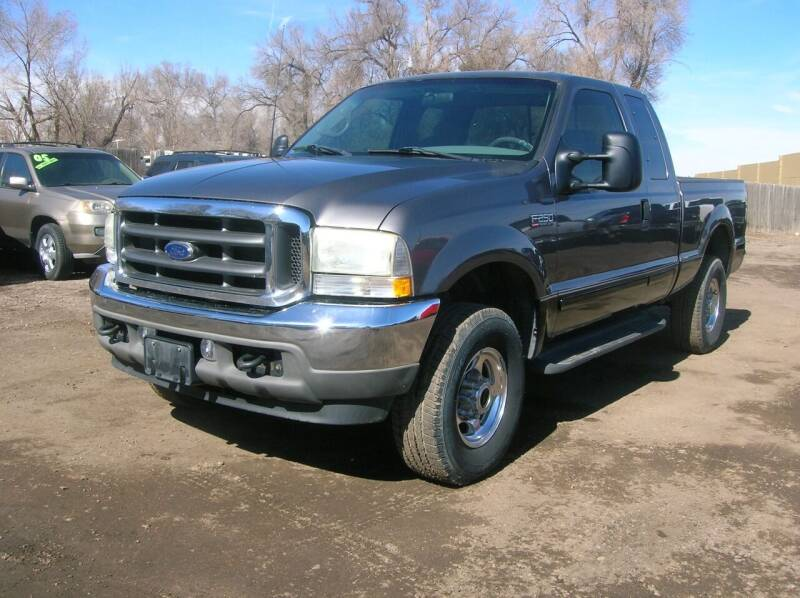 2002 Ford F-250 Super Duty for sale at HORSEPOWER AUTO BROKERS in Fort Collins CO