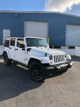2015 Jeep Wrangler Unlimited for sale at PRESTIGE AUTO OF USA INC in Orlando FL