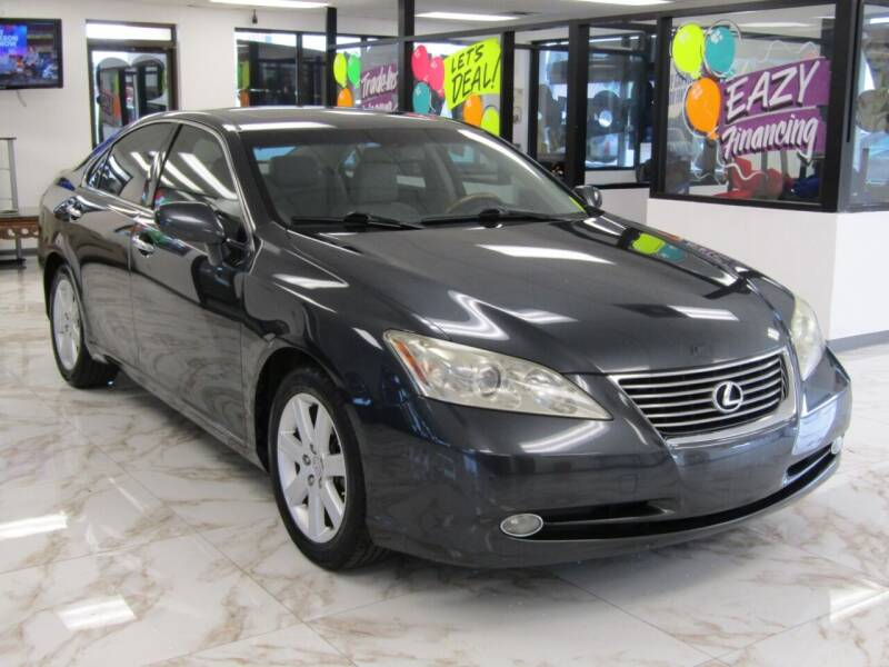 2008 Lexus ES 350 for sale at Dealer One Auto Credit in Oklahoma City OK