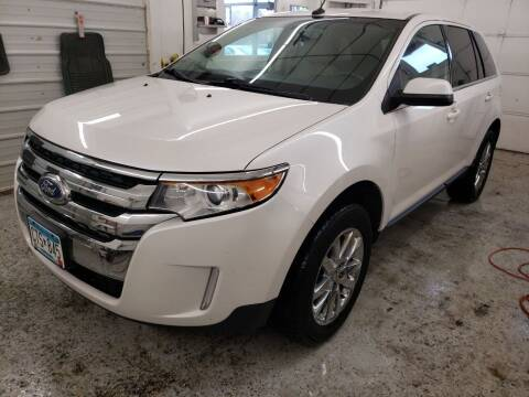 2013 Ford Edge for sale at Jem Auto Sales in Anoka MN