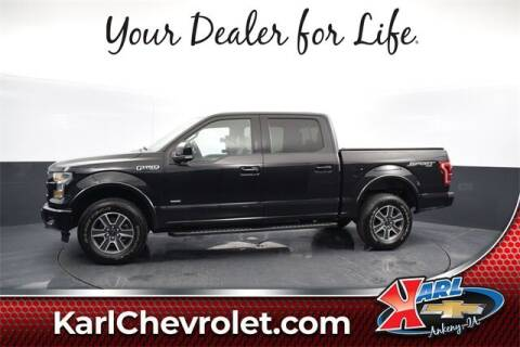 2015 Ford F-150 for sale at Karl Pre-Owned in Glidden IA