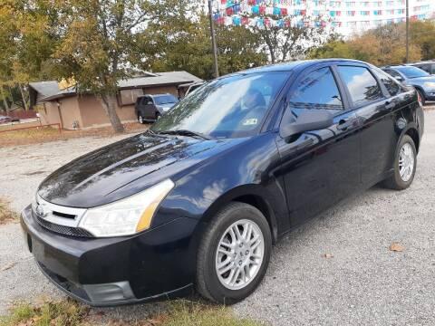 2011 Ford Focus for sale at John 3:16 Motors in San Antonio TX
