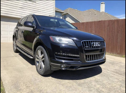 2011 Audi Q7 for sale at Dynasty Auto in Dallas TX