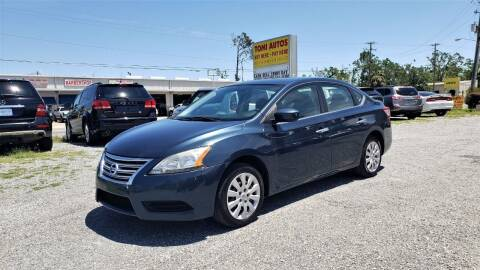 2014 Nissan Sentra for sale at TOMI AUTOS, LLC in Panama City FL
