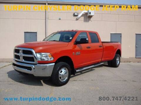 2014 RAM Ram Pickup 3500 for sale at Turpin Dodge Chrysler Jeep Ram in Dubuque IA