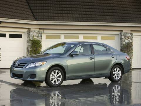 2011 Toyota Camry for sale at CHEVROLET OF SMITHTOWN in Saint James NY