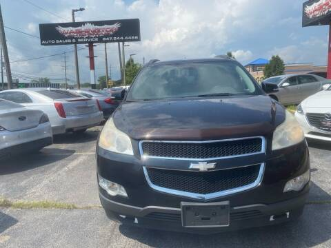 2009 Chevrolet Traverse for sale at Washington Auto Group in Waukegan IL