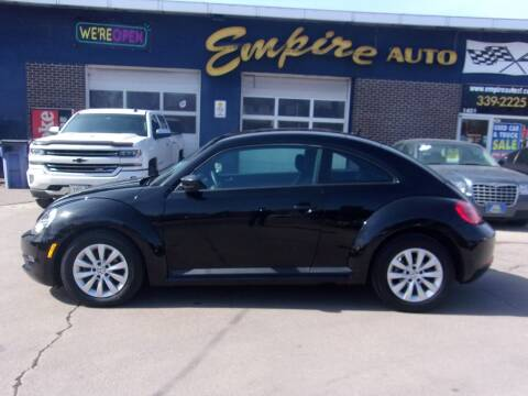2013 Volkswagen Beetle for sale at Empire Auto Sales in Sioux Falls SD