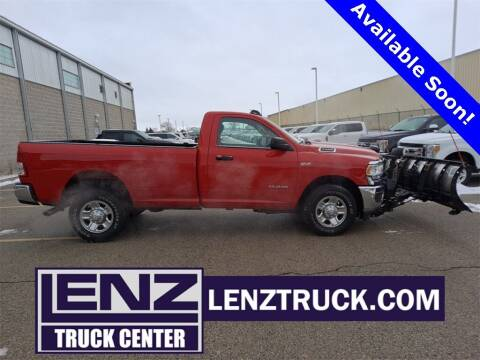 2019 RAM Ram Pickup 2500 for sale at LENZ TRUCK CENTER in Fond Du Lac WI