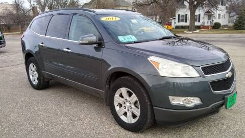 2011 Chevrolet Traverse for sale at Unzen Motors in Milbank SD