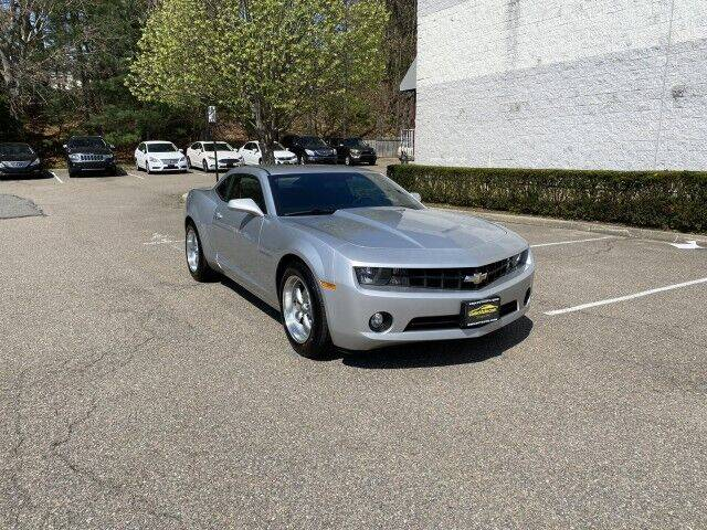 2012 Chevrolet Camaro for sale at Select Auto in Smithtown NY