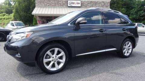 2010 Lexus RX 350 for sale at Driven Pre-Owned in Lenoir NC