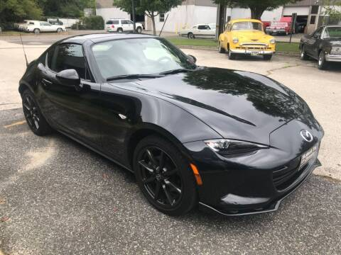 2017 Mazda MX-5 Miata for sale at Black Tie Classics in Stratford NJ